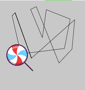 polygon drawer implementation (processing.py)