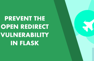 How to prevent the Open Redirect vulnerability with the next parameter in Flask