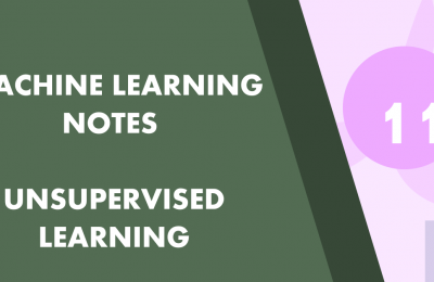 Machine Learning Part 11 Unpervised Learning